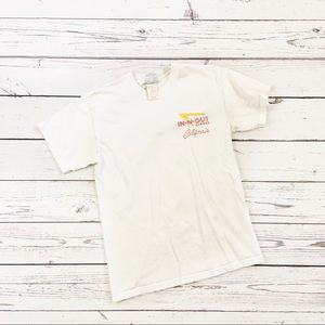 In-N-Out California burger shirt drive in small